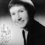 Reine GIANOLI (1915-1979), pianiste |  valmalete.com