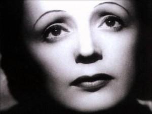 Édith PIAF, née Édith Giovanna GASSION (1915-1963), chanteuse