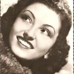 Nita RAYA, née en 1915,  actrice française d'origine roumaine, compagne de Maurice CHEVALIER | etoilejaune-anniversaire.blogspot.fr