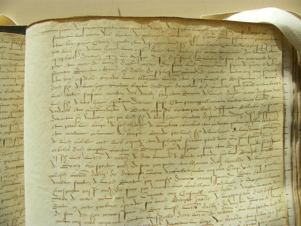 Traité de mariage - Tabellionage de Rouen | Archives Départementales de Seine-Maritime