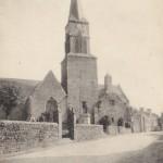 [Carte Postale Ancienne] Romagné (35) - L'Église