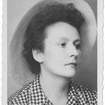née le 2 août - DIOR Catherine (1917-2008), la vrai Miss Dior, soeur du grand couturier, résistante, arrêtée et torturée, déportée à Drancy puis Ravensbrück, Croix de Guerre et Légion d'honneur | Collection Dior-Charbonneries