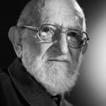 L'abbé Pierre en 1999 (1912-2007)