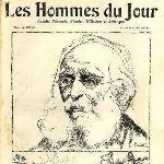 Frédéric PASSY - Les Hommes du Jour, 01/01/1912