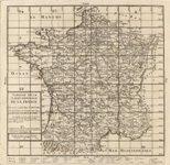 France - carte de Cassini