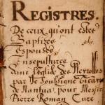 Registre paroissial de Neyrolles (BMS)