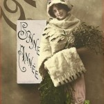 Carte Postale Ancienne - Bonne Année 1914
